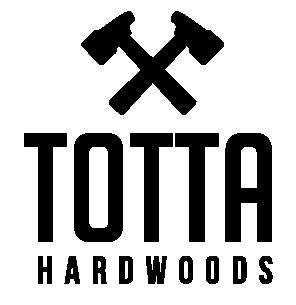 Totta Hardwoods logo black