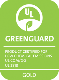 GREENGUARD air certified